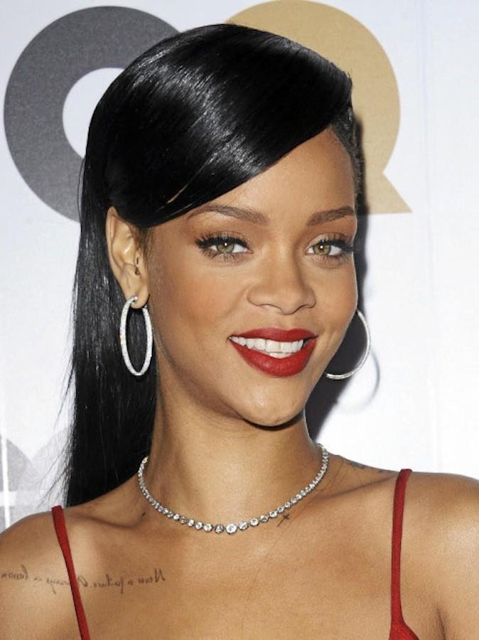 10 – Rihanna