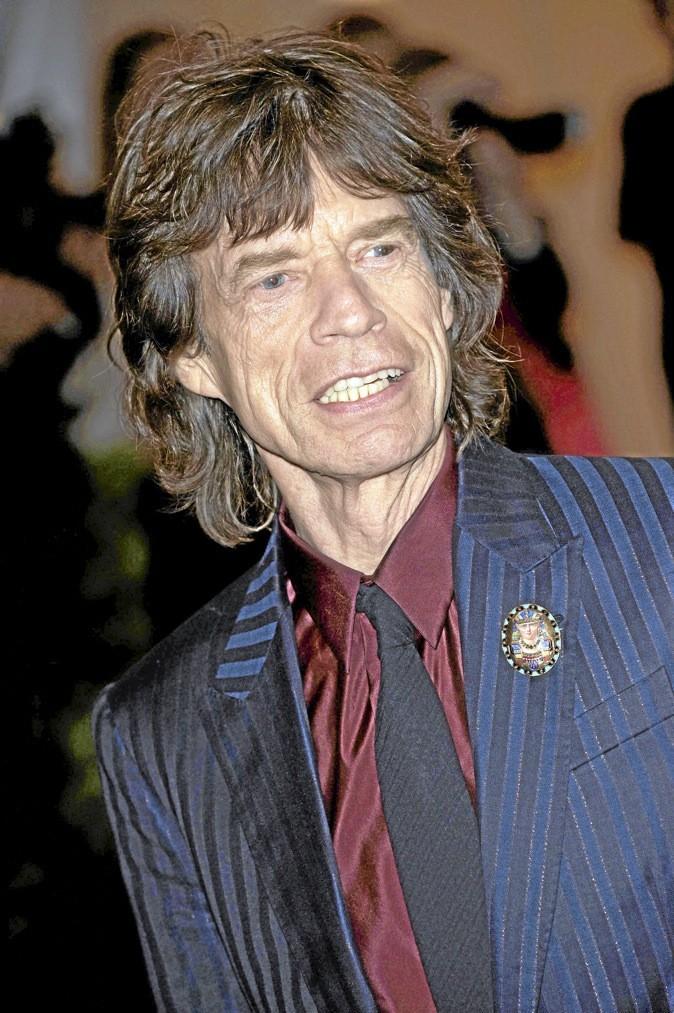 C- Mick Jagger