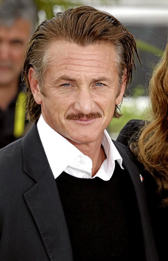 J : Sean Penn