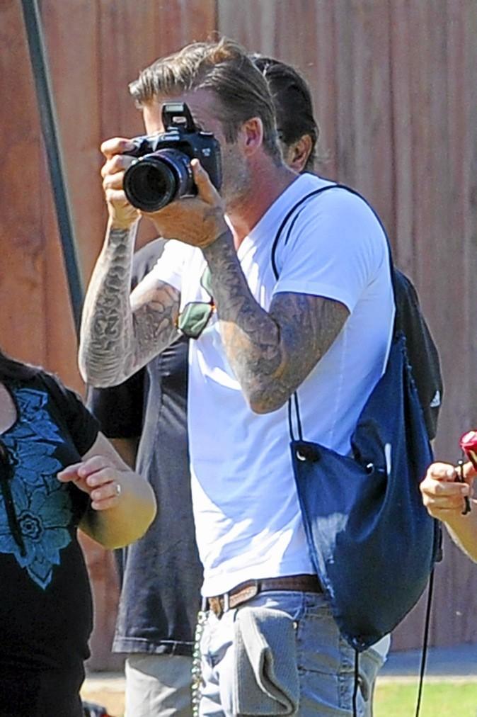H- David Beckham