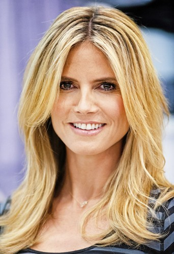 4. Heidi Klum