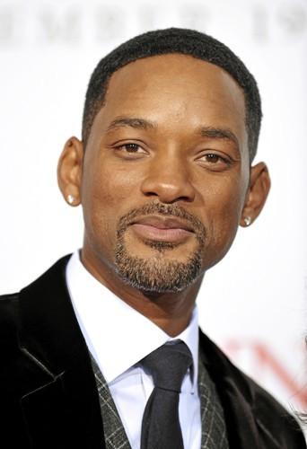 """Will Smith. """"Une jolie actrice américaine d'origine cubaine apparaît longuement dans mon clip Miami : une star est née !"""""""