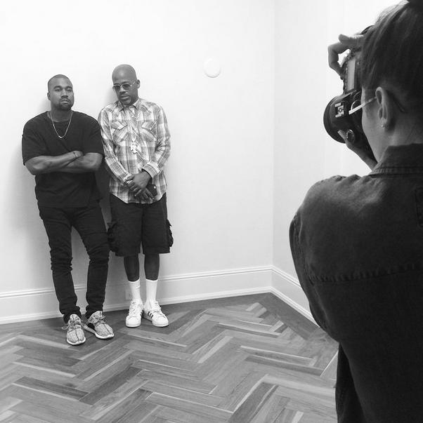 Kanye West : il sauve une boite de la faillite !