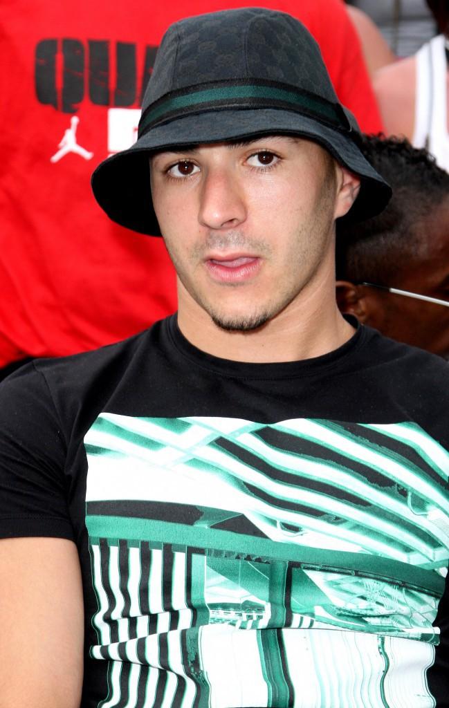Karim Benzema le 28/06/09