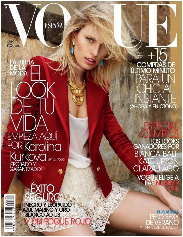 Vogue Spain !