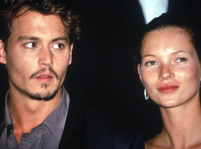 Kate Moss et Johnny Depp, de nouveau ensemble ?