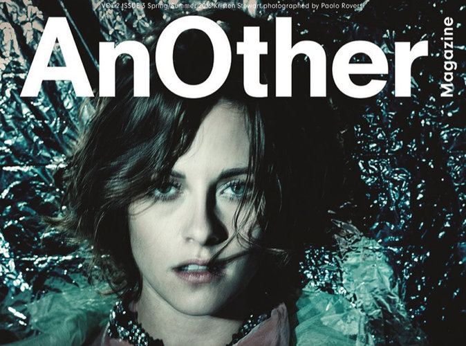 Kristen Stewart : mystérieuse et captivante en couverture du magazine Another