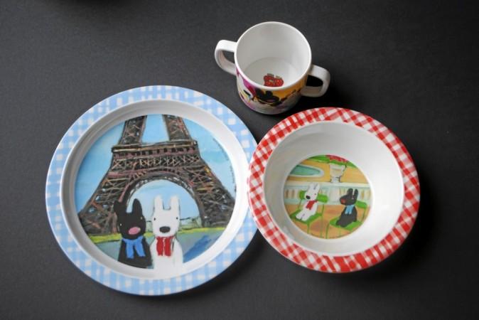 Coffret cuisine Gaspard et Lisa, Petit Jour sur petitjour.com 25,80 €
