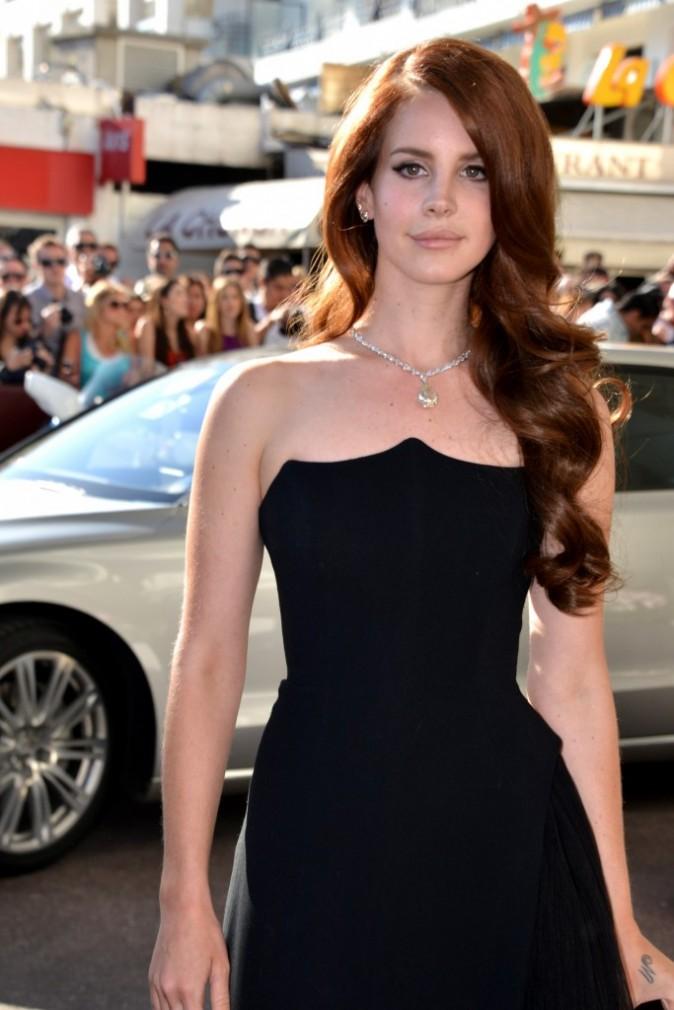 Lana Del Rey au festival de Cannes 2012
