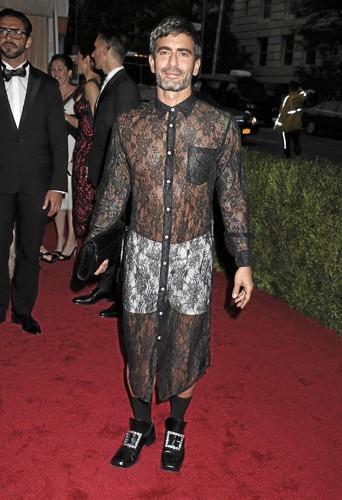 Marc Jacobs en mai 2012