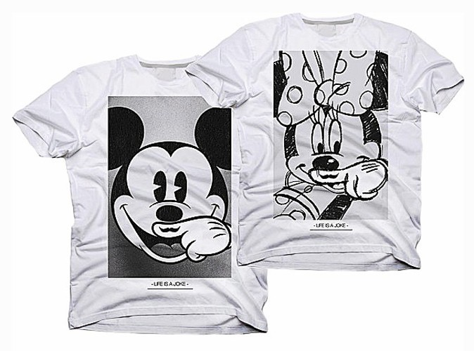 Disney X Eleven Paris : T-shirts disponibles en boutique Eleven. À partir de 39 €.