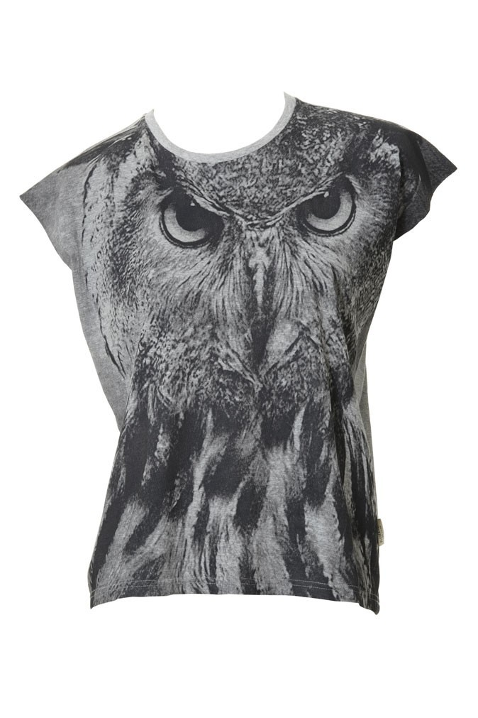 T-shirt Hibou, Eleven.