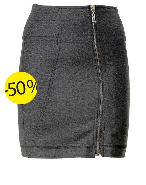 Eleven, jupe soldée à 88 € au lieu de 125 € !
