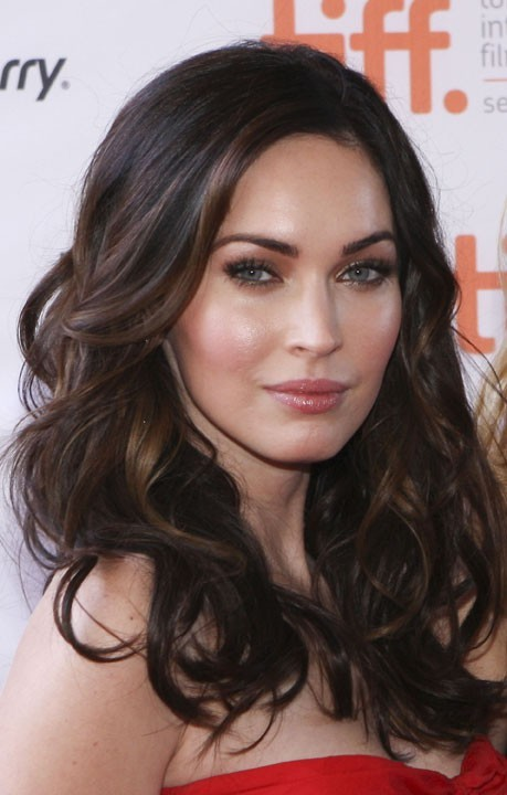 Les sourcils de Megan Fox