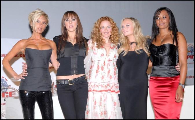 Les filles à Londres en 2007