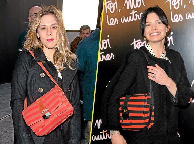 Look de star : elles portent toutes... le sac Sonia Rykiel !