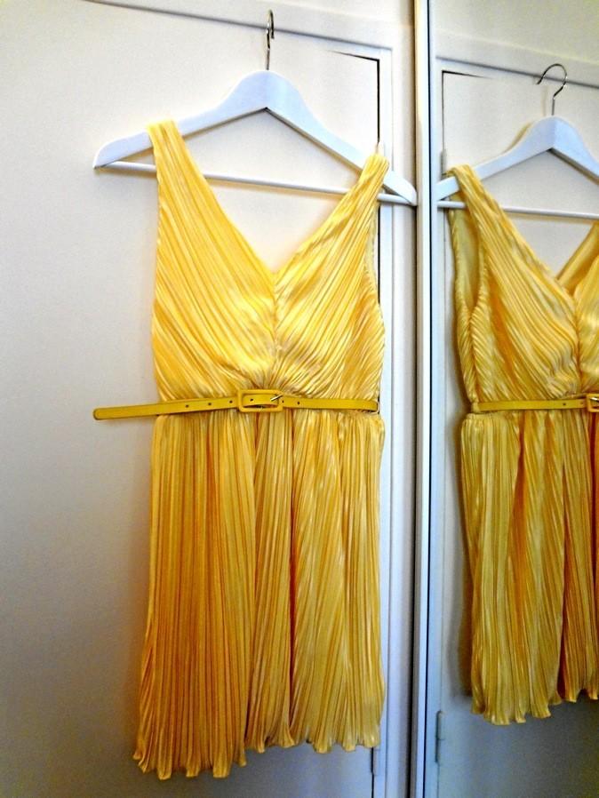 Robe plissée, Danity 34 €