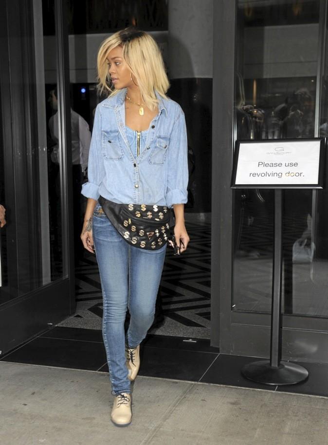 La divine Rihanna !
