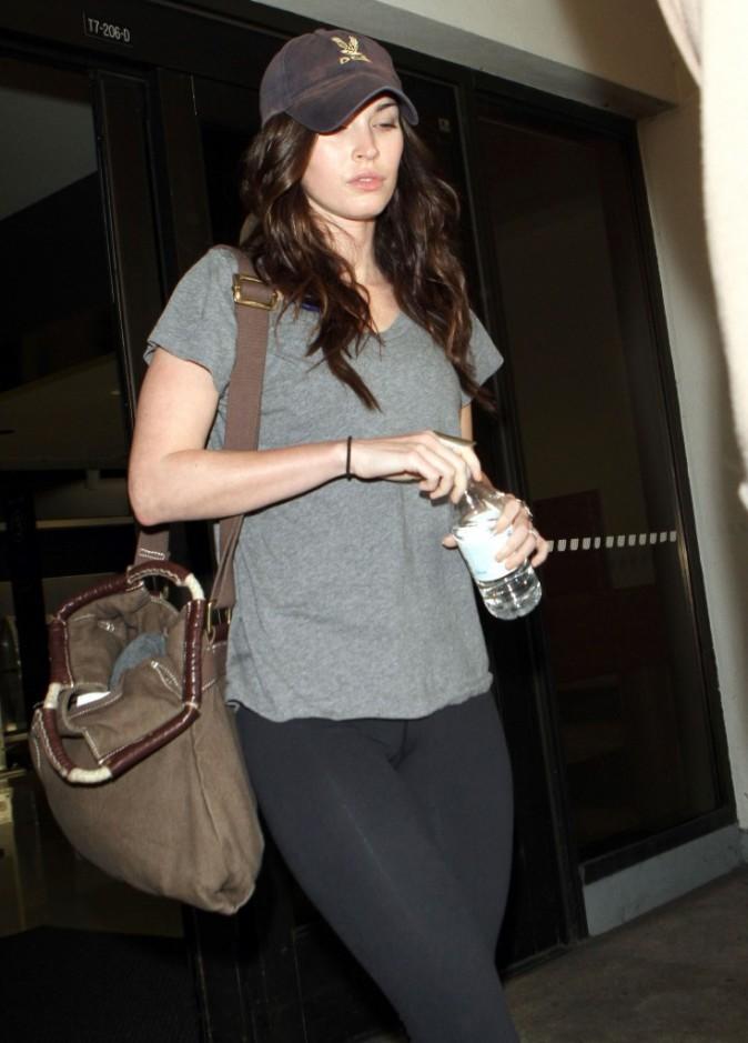 Megan Fox se laisse aller !