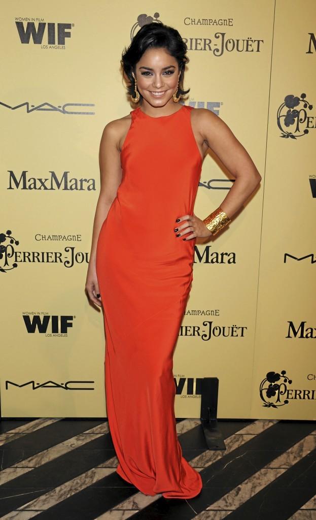 Vanessa Hudgens sur le tapis rouge !