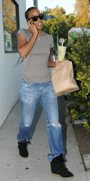 Kelly Rowland à West Hollywood