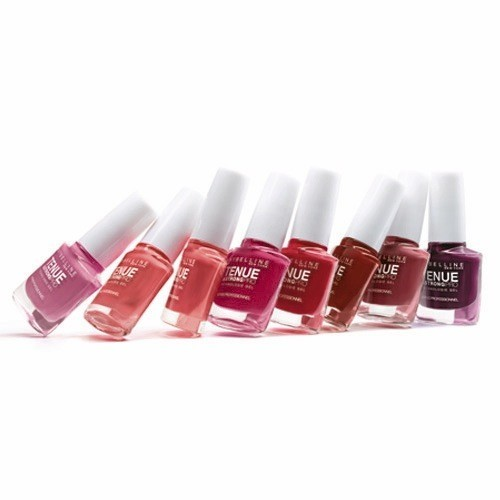 Vernis tenue & strong pro gemey-mabelline