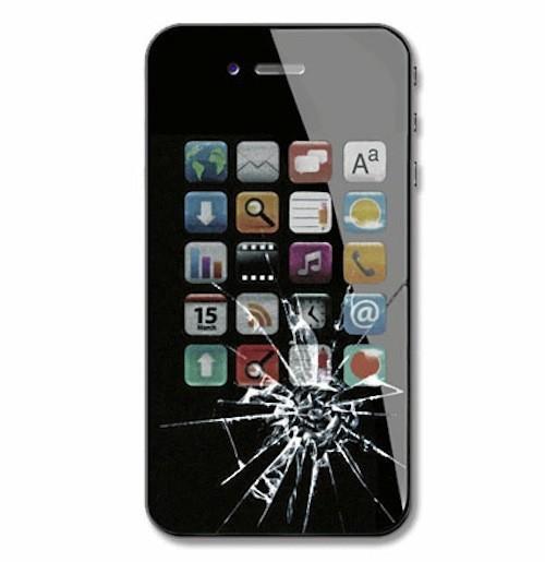 S.O.S Smartphone cassé