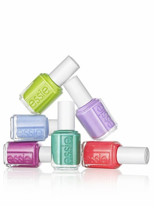 ESSIE : SUMMER COLLECTION 2013
