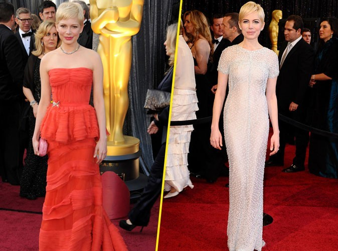 Michelle Williams en 2012 ou en 2011?