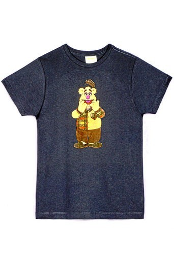 L'un des tee-shirts The Muppet Show