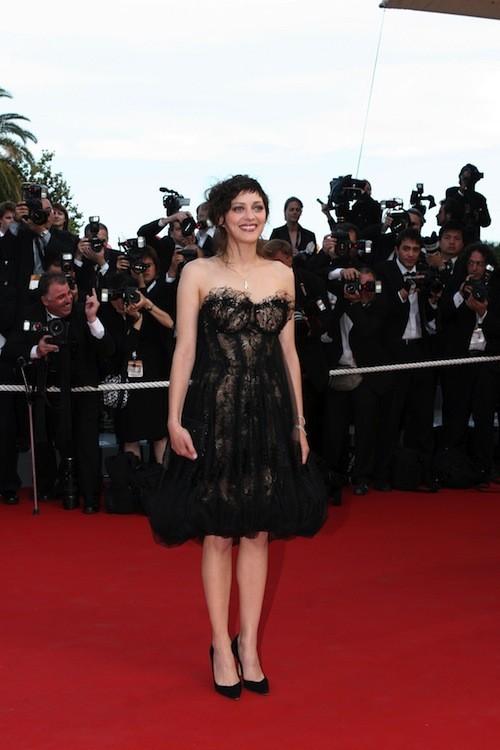 Marion Cotillard au Festival de Cannes 2006 !