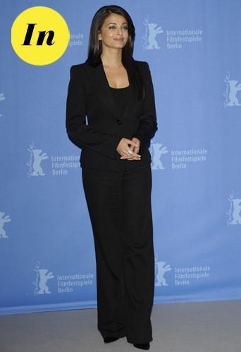Aishwarya Rai en 2009 à Berlin.