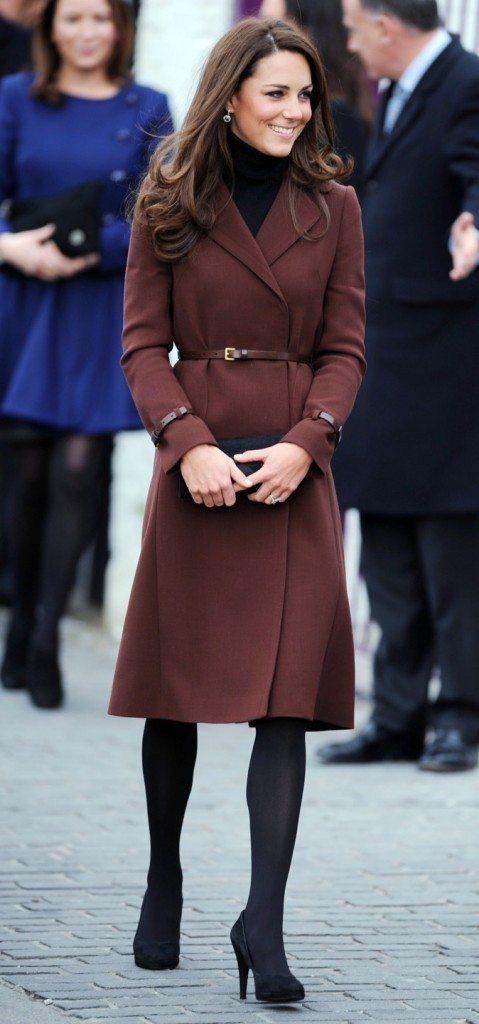 Kate Middleton à Liverpool !