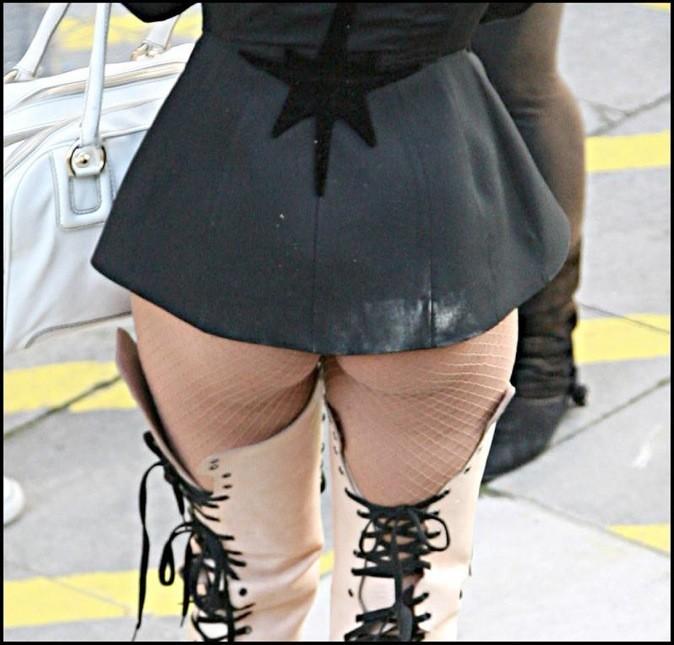 Lady GaGa, accro à la lingerie et aux talons vertigineux !