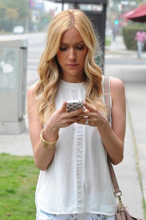 C'est l'iPhone de Kristin Cavallari !