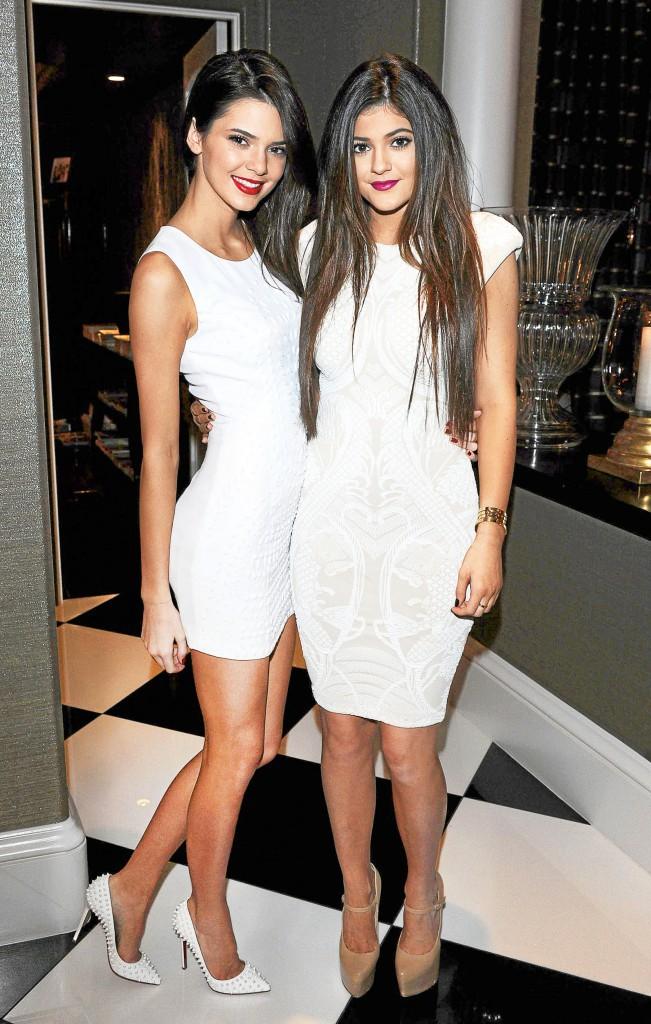 Les Hamptons comme Kendall et Kylie Jenner :