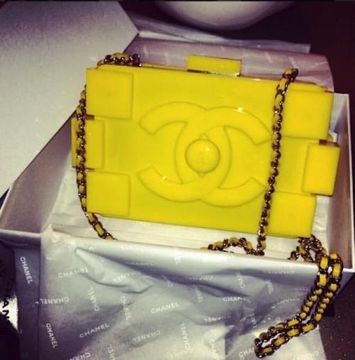 Le nouveau sac de Rihanna
