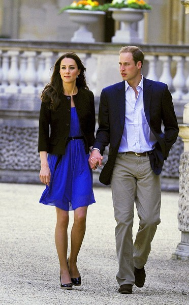 Look de Kate Middleton : une robe Zara à 69,95€ !