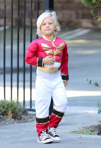 Découvrez les costumes d'Halloween des enfants de stars !