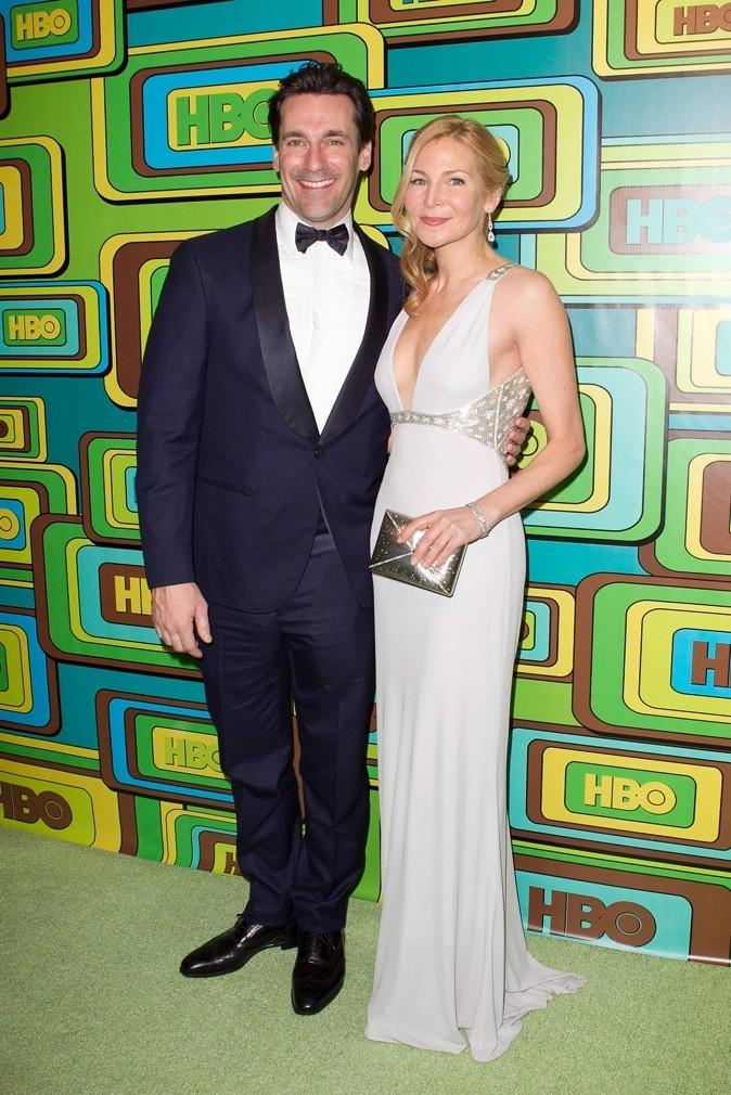 Jennifer Westfeldt & John Hamm : ils sont pas beaux ?