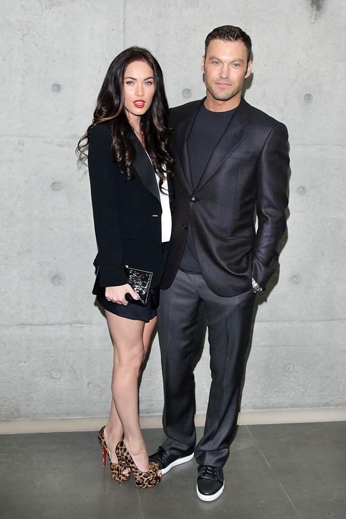 Megan Fox et Brian Austin Green !