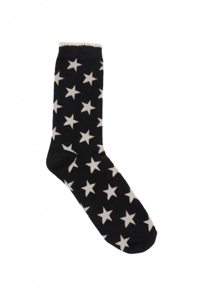 Chaussettes étoiles, Mim, 4€