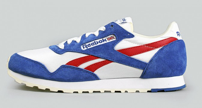 Baskets Paris Runner, Reebok 80 €