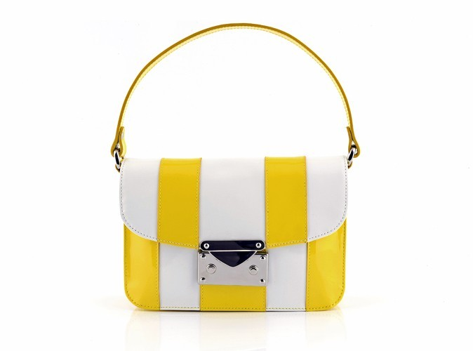 Sac porté main Mellow Yellow 139 €