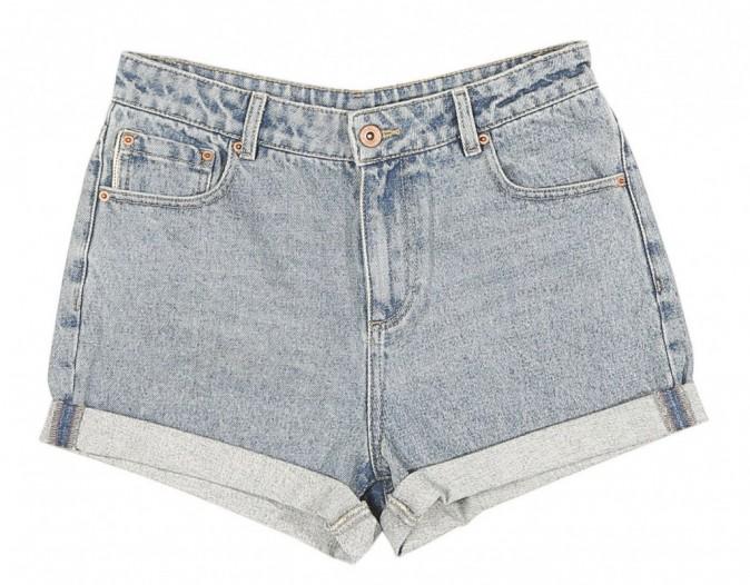 Short en jean, Pimkie 15€