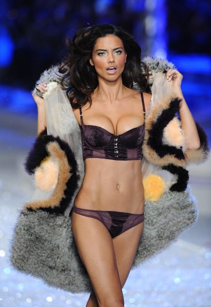 Novembre 2008 : défilé Victoria's Secret