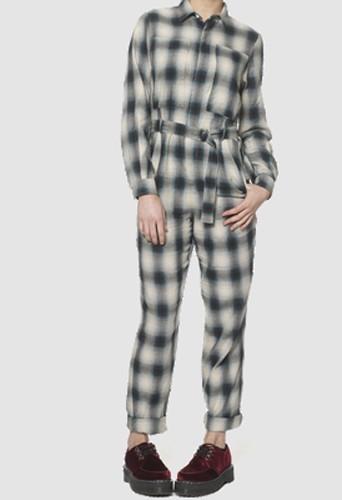 Pyjama rock Agyness Deyn x Dr Martens