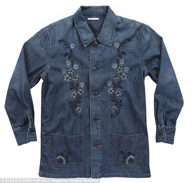 Mode : Alexa Chung : découvrez sa collection denim et rétro pour AG Jeans !