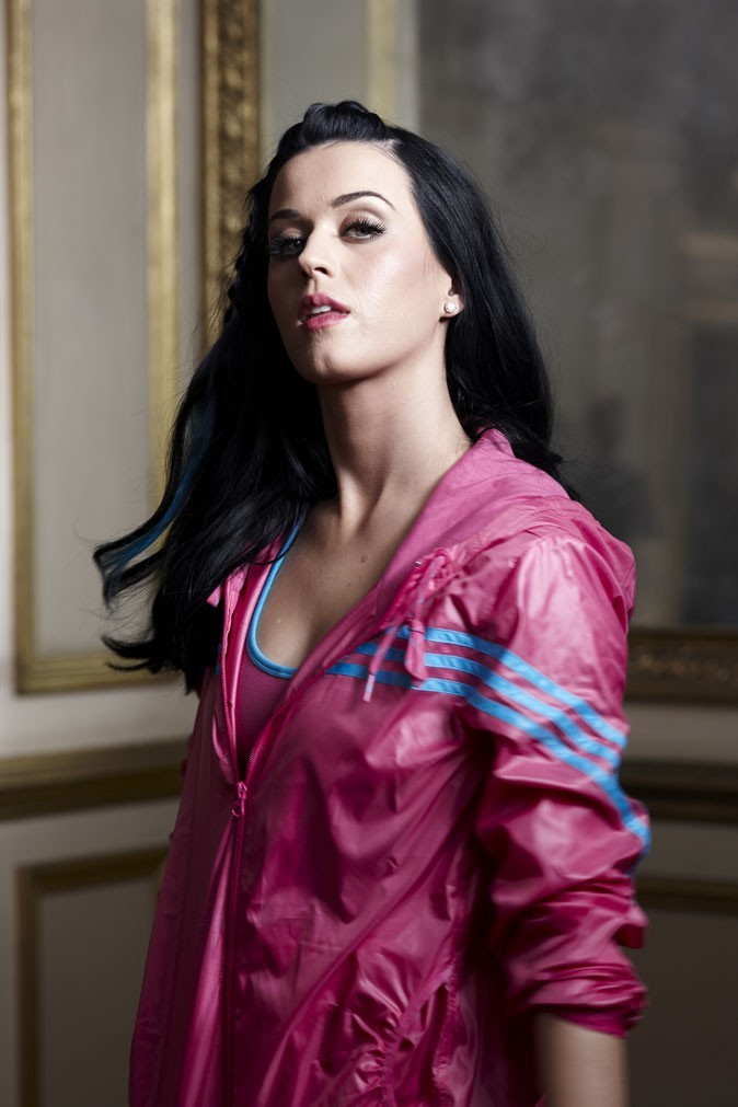 Katy Perry est All Adidas !