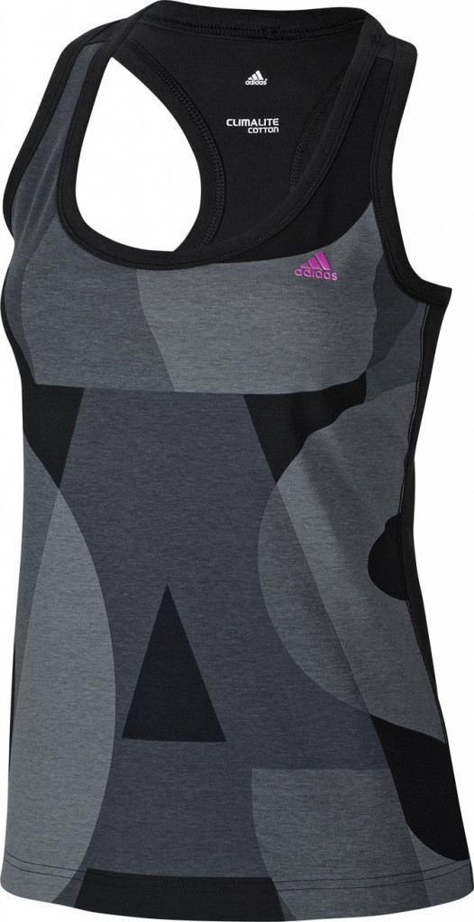 Le VRV Colorful Tank d'Adidas !